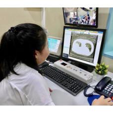 ศูนย์เอกซเรย์คอมพิวเตอร์ โรงพยาบาลรัตนบุรี