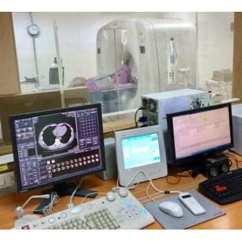 ศูนย์เอกซเรย์คอมพิวเตอร์โรงพยาบาลชุมแพ