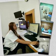 ศูนย์เอกซเรย์คอมพิวเตอร์ โรงพยาบาลระนอง